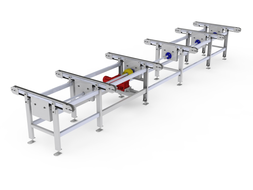 Transporting conveyor - new or used?