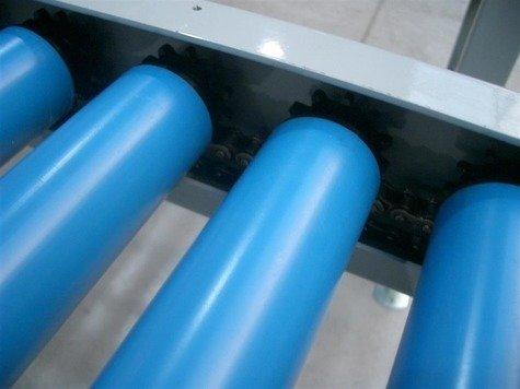 PVC transporting roller RT0-30-10-M6 PVC transporting roller