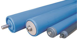 PVC transporting rollers