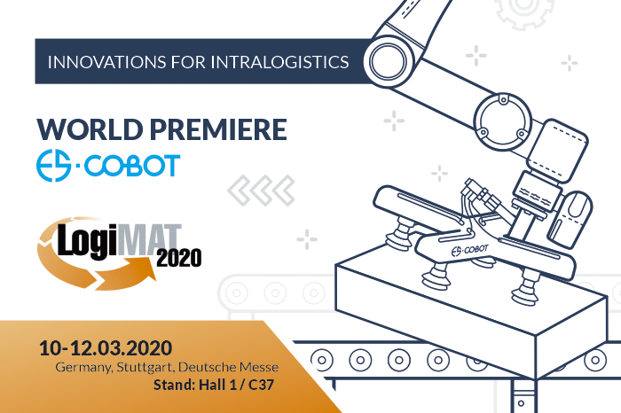 Logimat 2020 - Innovations for Intralogistics