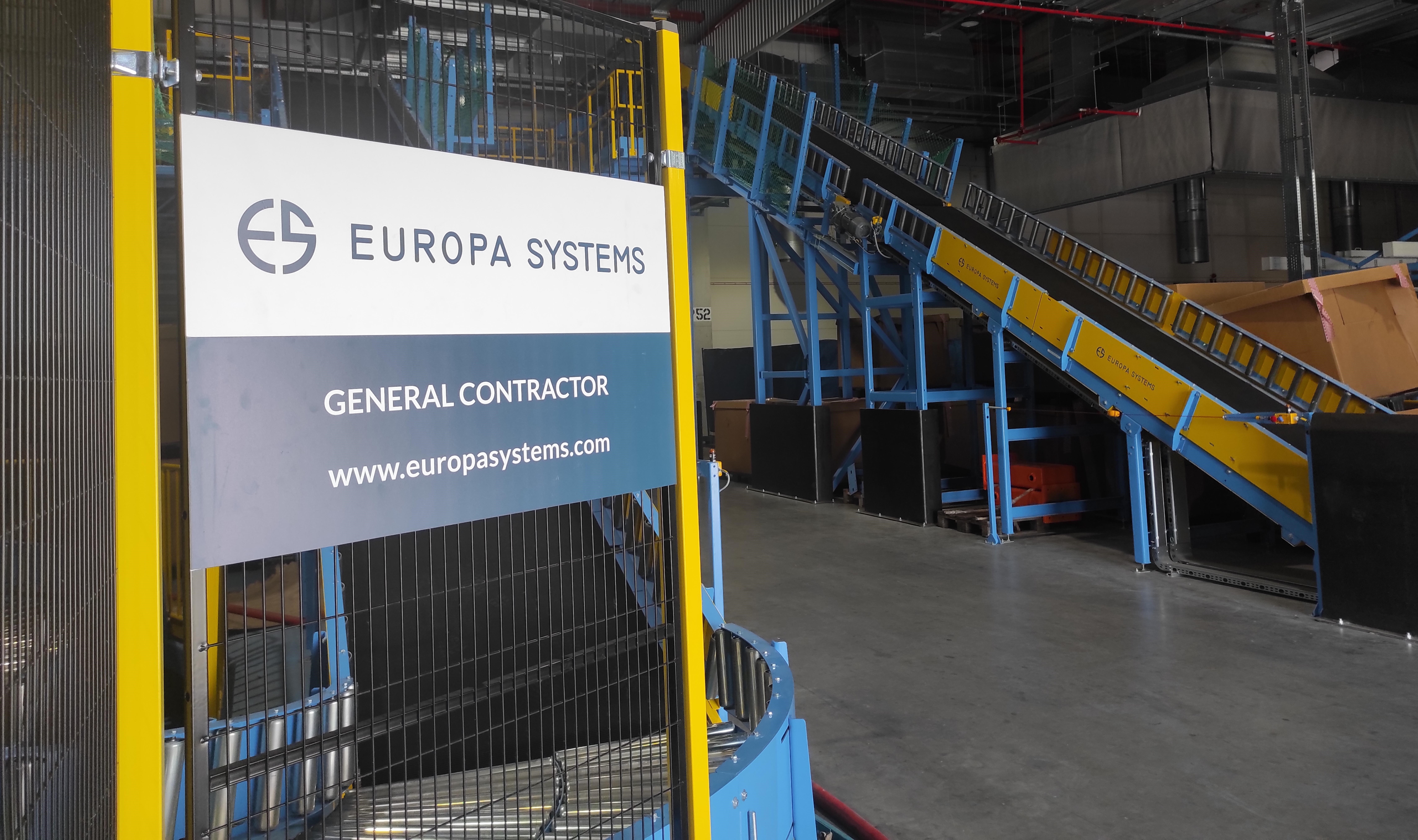 Implementation of Europa Systems for the largest player in the tire industry
