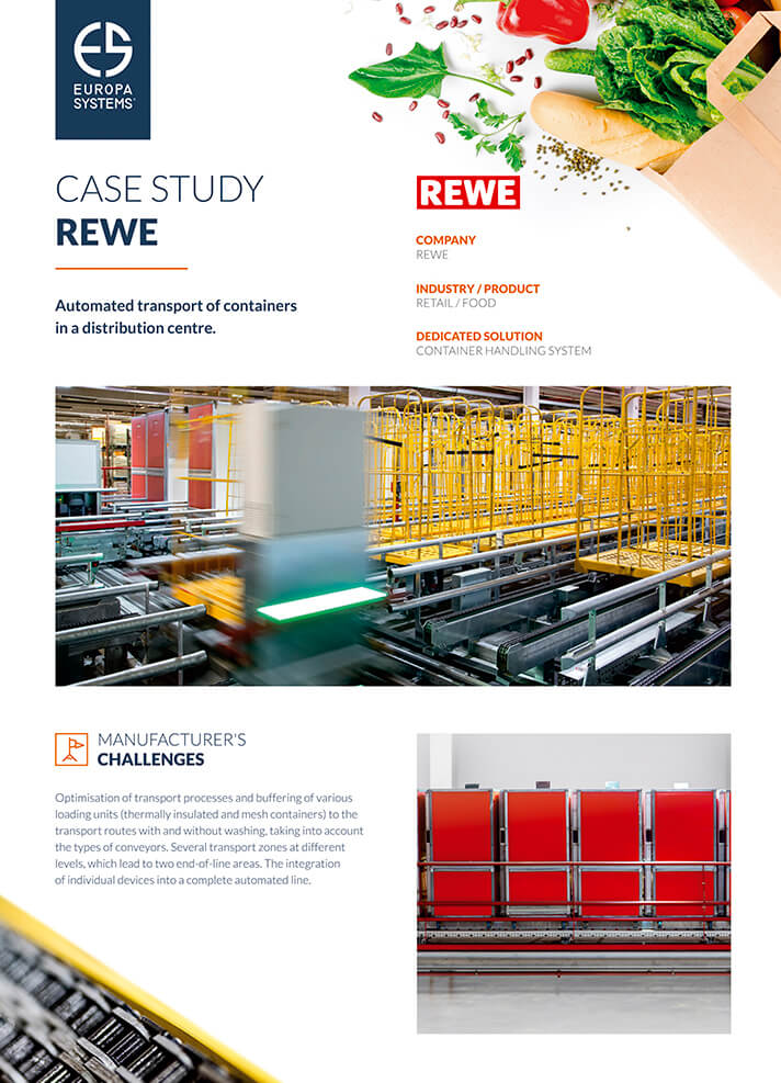 Distribution centre case study