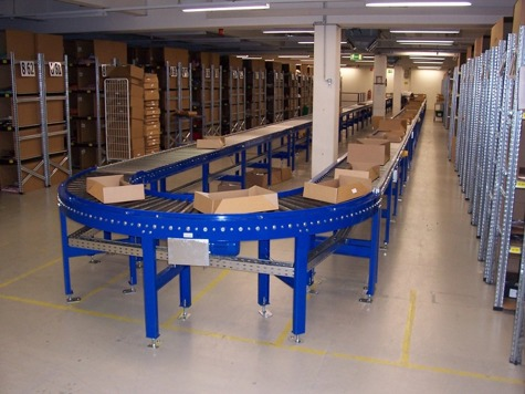 Light load handling systems