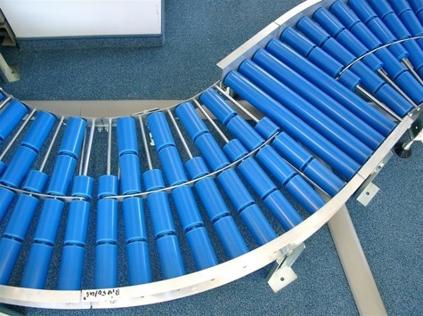 PVC transporting roller RT0-30-10-M6