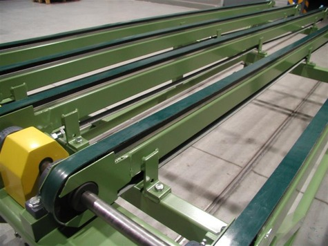 Strip conveyor