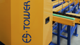 ES Tower - Automatic sheet metal storage system